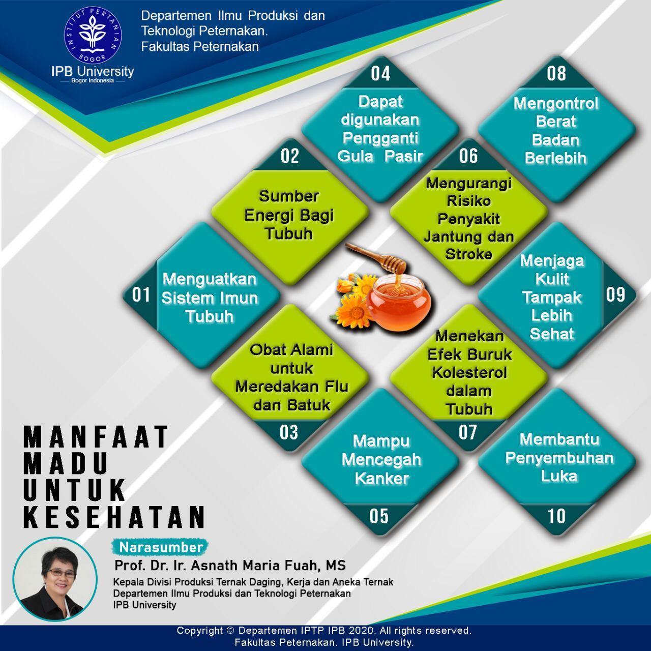 Manfaat_madu